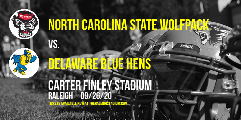 North Carolina State Wolfpack vs. Delaware Blue Hens at Carter Finley Stadium