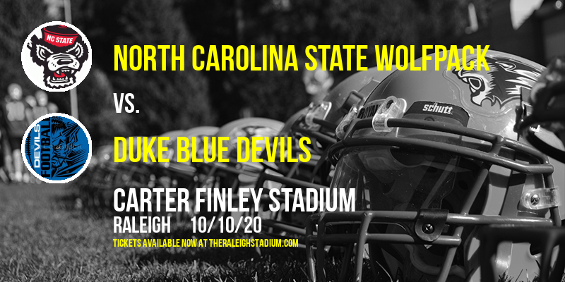 North Carolina State Wolfpack vs. Duke Blue Devils at Carter Finley Stadium